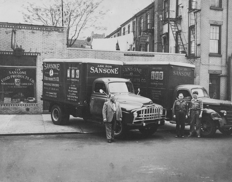 Original Sansone Foods Trucks in Brooklyn