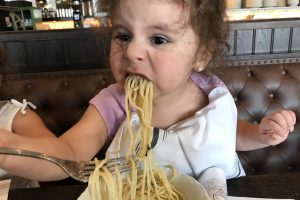 Fun pasta meals